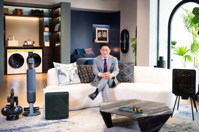 JaeSeung Lee Presidente y Lider de los Negocios de Electrodomesticos Digitales en Samsung