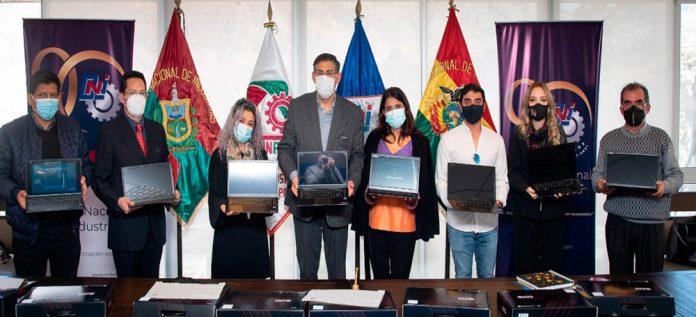 La CNI promueve apoyo a la Unidad Educativa Voces Vitales