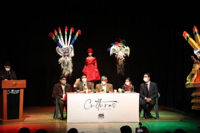 Primera reunion para la elaboracion del Plan de Salvaguardia de las danzas bolivianas plantea nueve puntos
