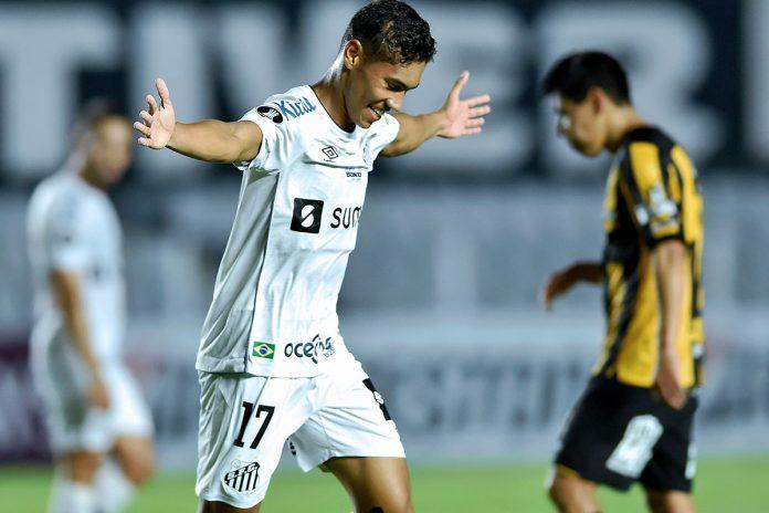Santos vs The Strongest