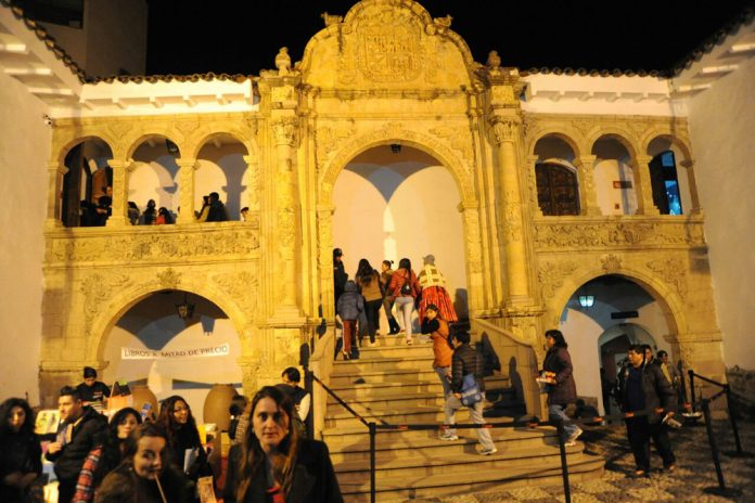 Se posterga la XV Larga Noche de Museos