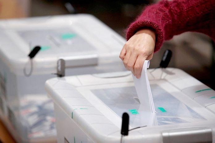 elecciones locales y constituyentes en Chile
