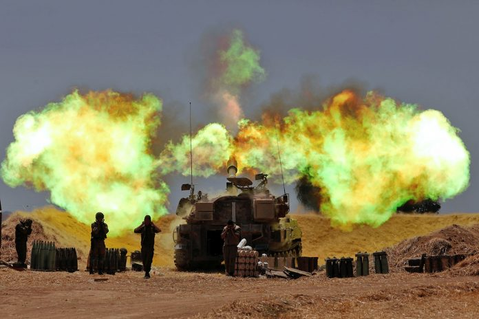 fuerzas militares israelíes