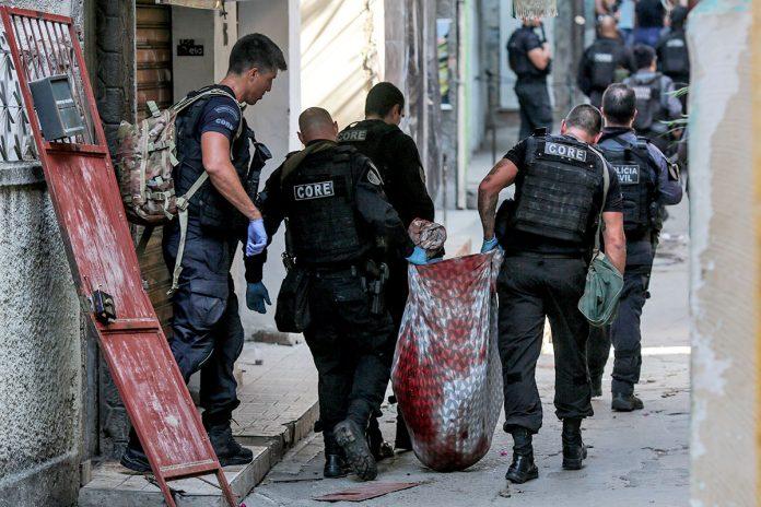 masacre Río de Janeiro