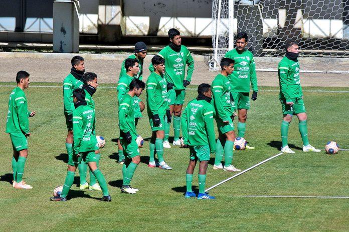 selección boliviana de fútbol