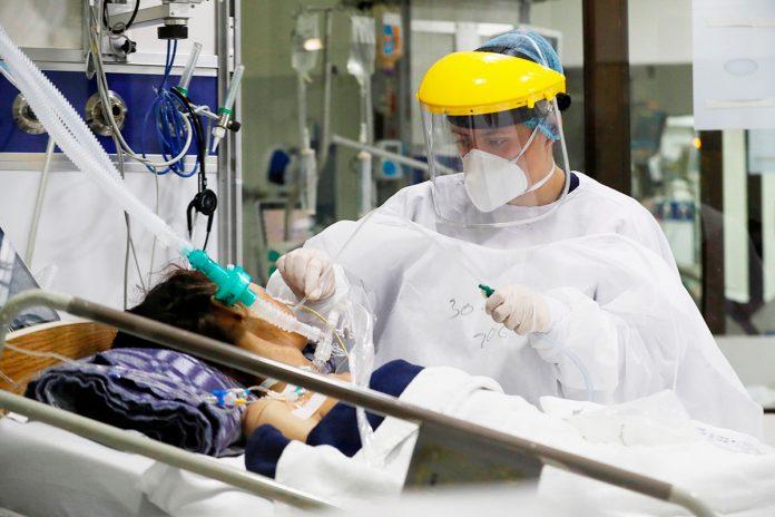 unidad de cuidados intensivos Colombia