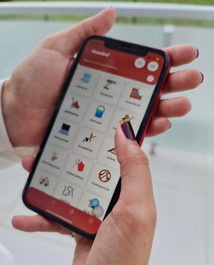 BISA Seguros firma alianza con la App laboral Chamba para asegurar a trabajadores vinculados a la plataforma