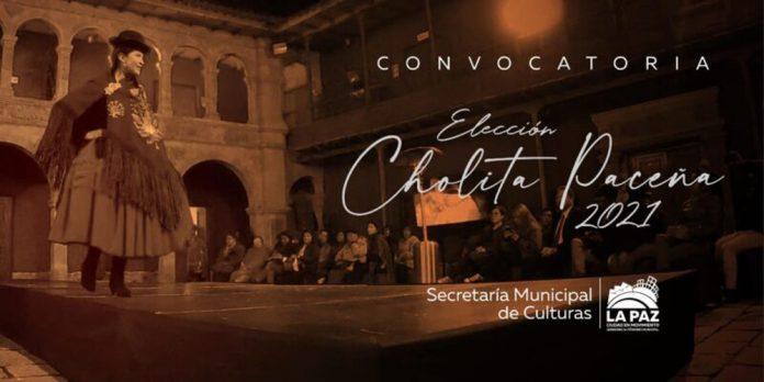 Candidatas a Cholita Pacena 2021 pueden inscribirse hasta el 18 de junio