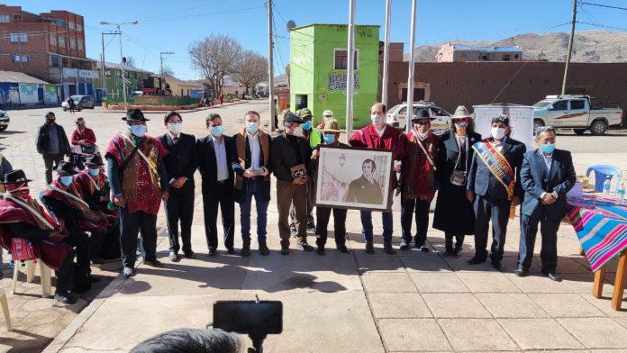 Conmemoracion Batalla de Guaqui