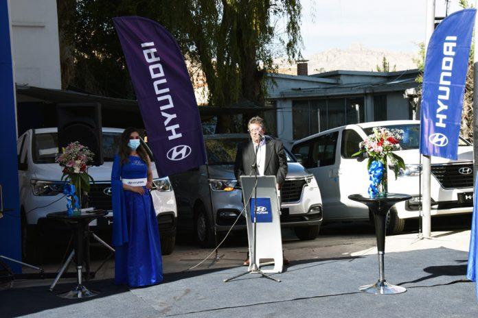 Creta y Santa Fe 2022 ya se exhiben en los showroom de Hyundai en Bolivia