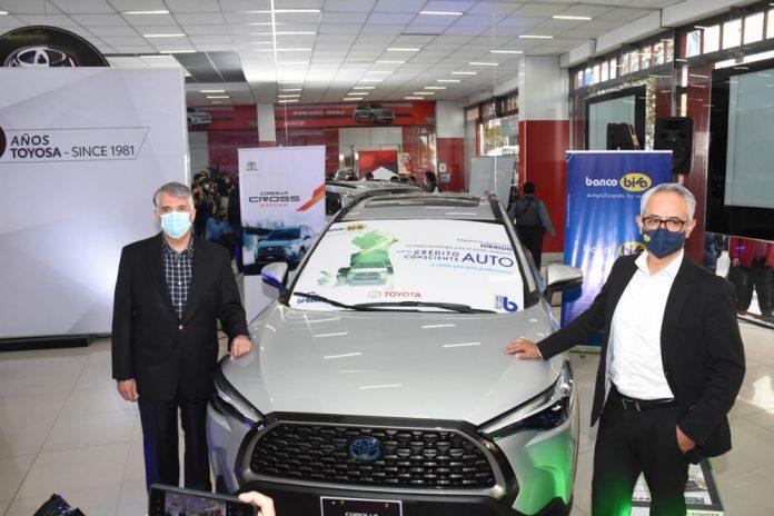 El Bisa y Toyosa apuestan por un futuro sostenible con creditos para vehiculos hibridos y electricos