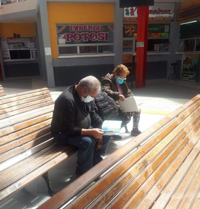 La Biblioteca Itinerante llegara a distintos espacios de la ciudad desde junio