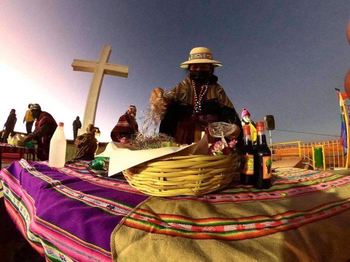 La celebracion del Ano Nuevo Andino Amazonico se realizara en el mirador de Killi Killi