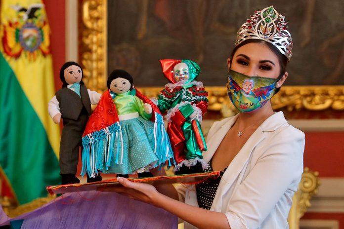 Miss Bolivia, Lenka Nemer