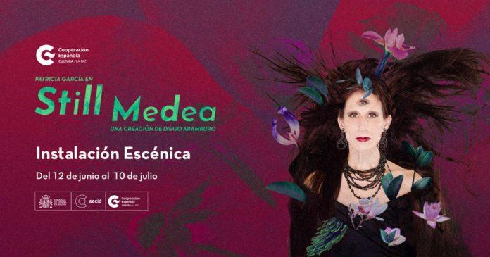 Patricia Gracia en Still Medea