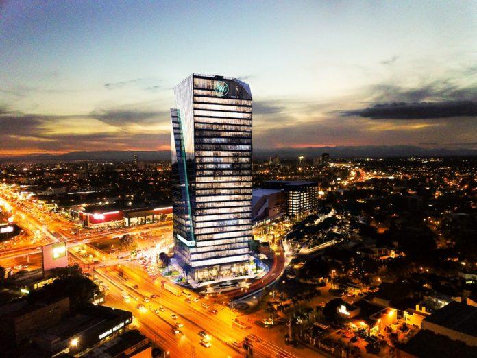Torre Banco Mercantil Santa Cruz
