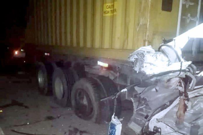 accidente carretera Oruro-Pisiga