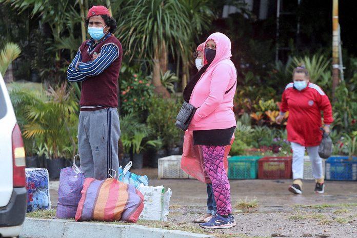 bajas temperaturas Santa Cruz