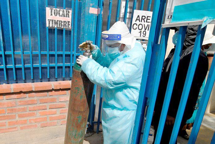 cilindros de oxígeno Cochabamba