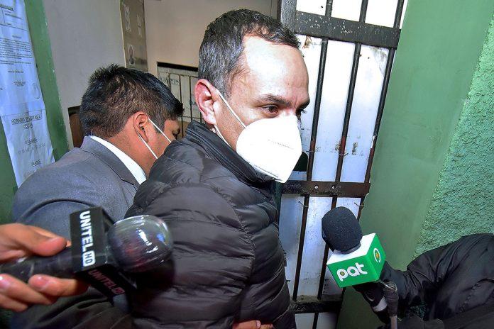 detención preventiva para Carlos Schlink