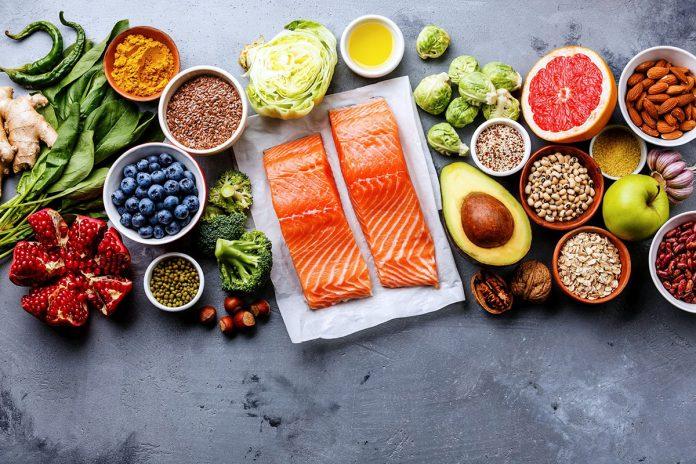dietas a base de plantas y o de pescado