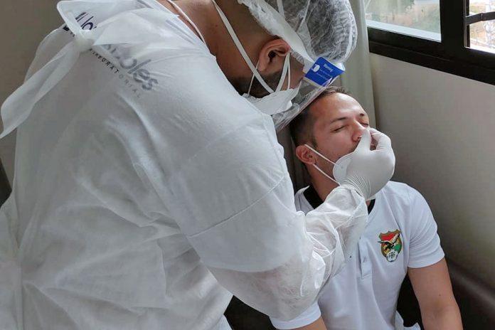 pruebas PCR selección boliviana