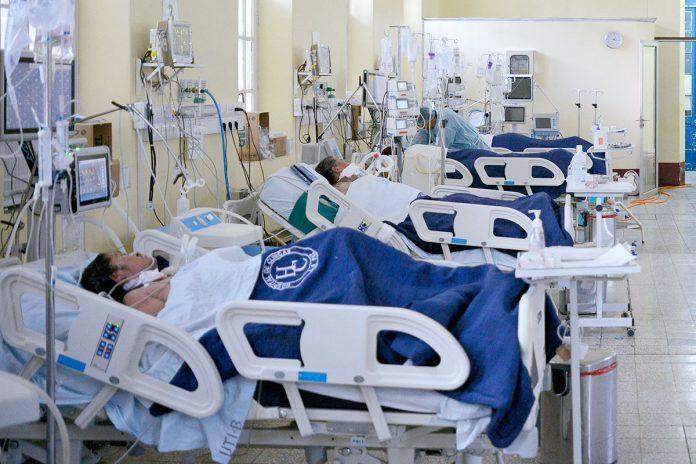 unidades de terapia intensiva La Paz