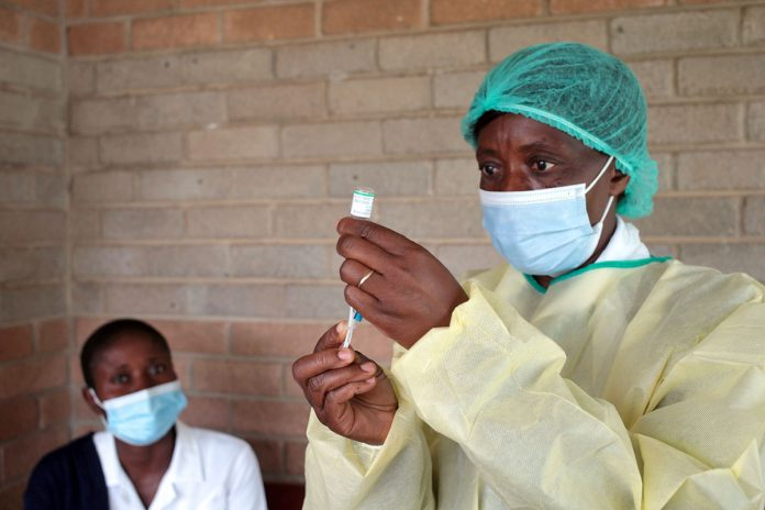 vacunación África