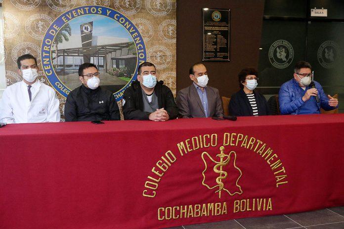 Colegio Médico de Cochabamba