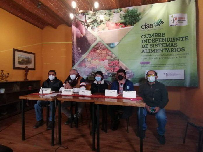 Cumbre independiente de sistemas alimentarios