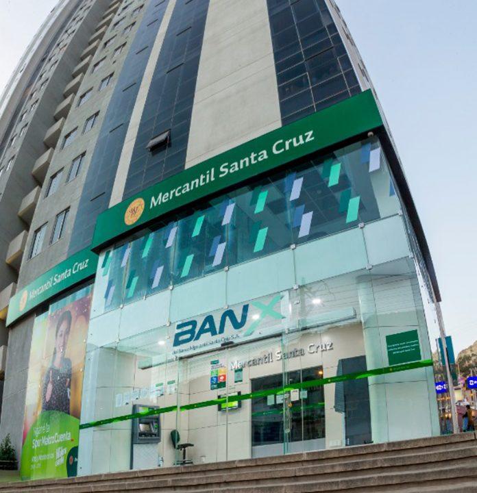 El Banco Mercantil Santa Cruz coloca el 100 de sus bonos por un total de Bs. 85.000.000