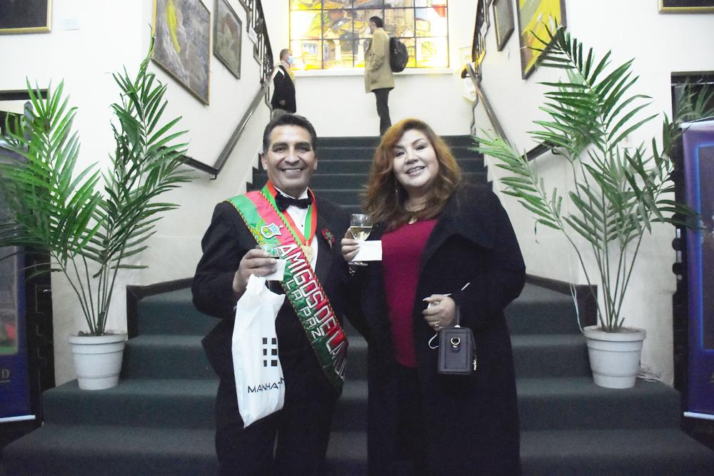 Freddy Cuentas Monica Palenque