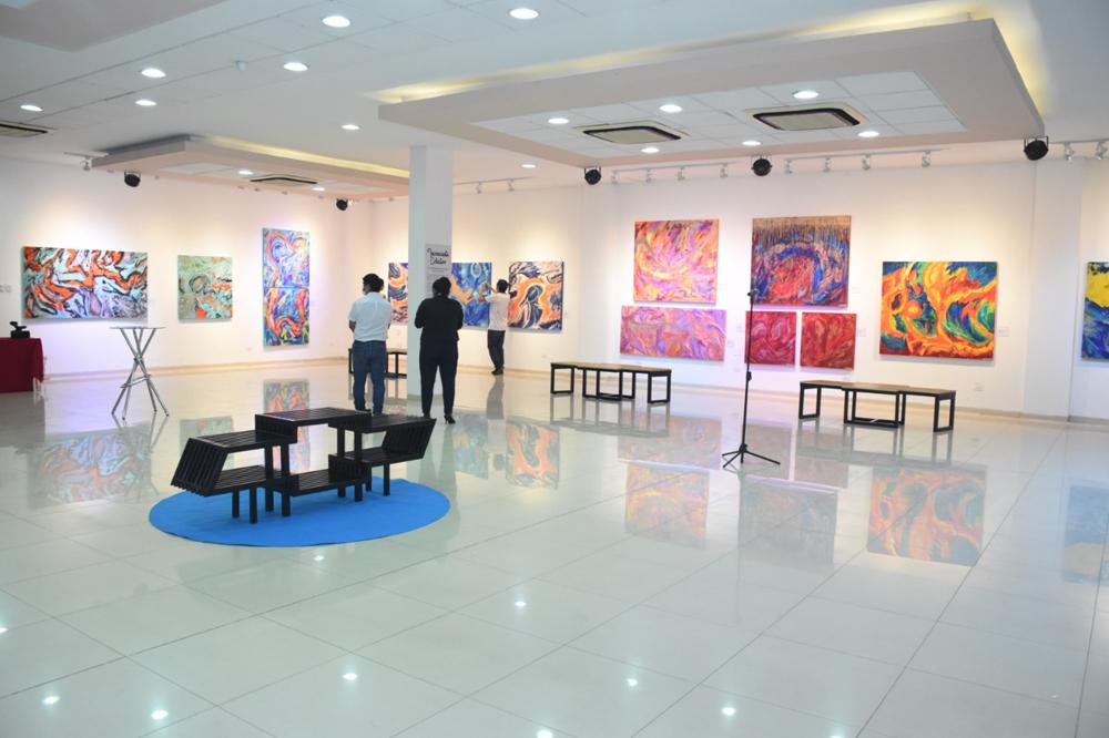 Galeria de Arte Chevrolet CBA
