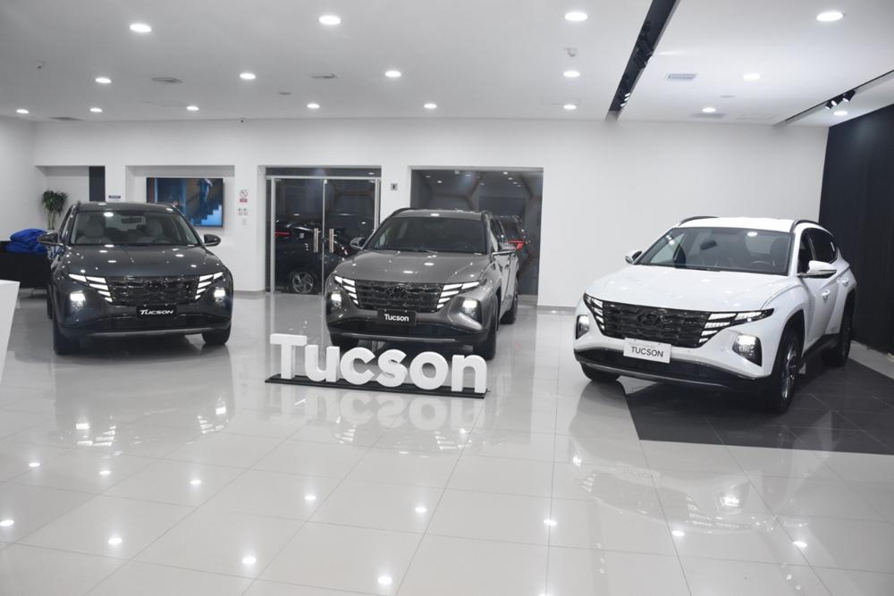Hyundai Tucson 2022 disenada para impresionar