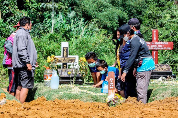 Indonesia epicentro pandemia
