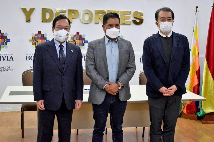 Japón capacitará a médicos bolivianos