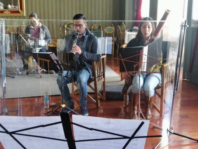 La Sinfonica Chuquiago regresa a los escenarios con el estreno de orquestaciones dedicadas a La Paz