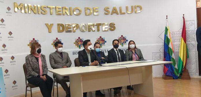 MINSALUD y UNIFRAZ firman convenio de cooperacion para contener el COVID 19