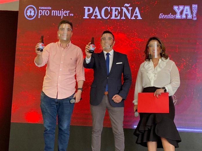 Pacena Pro Mujer y Tiendas Ya sellan alianza para dar franquicias a mujeres emprendedoras