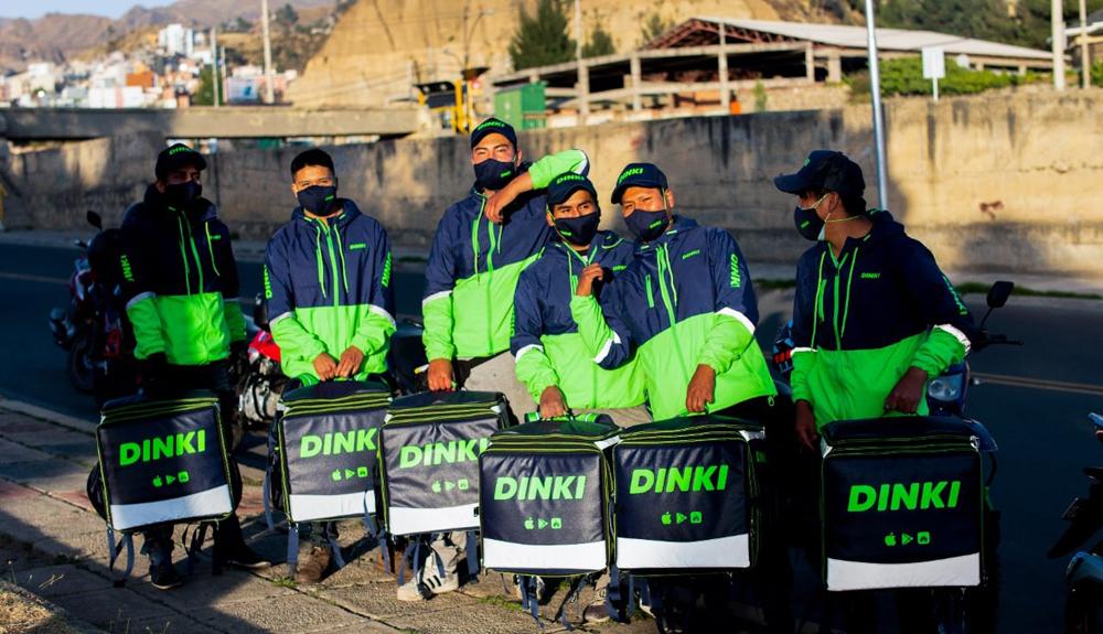 Personal de Dinki