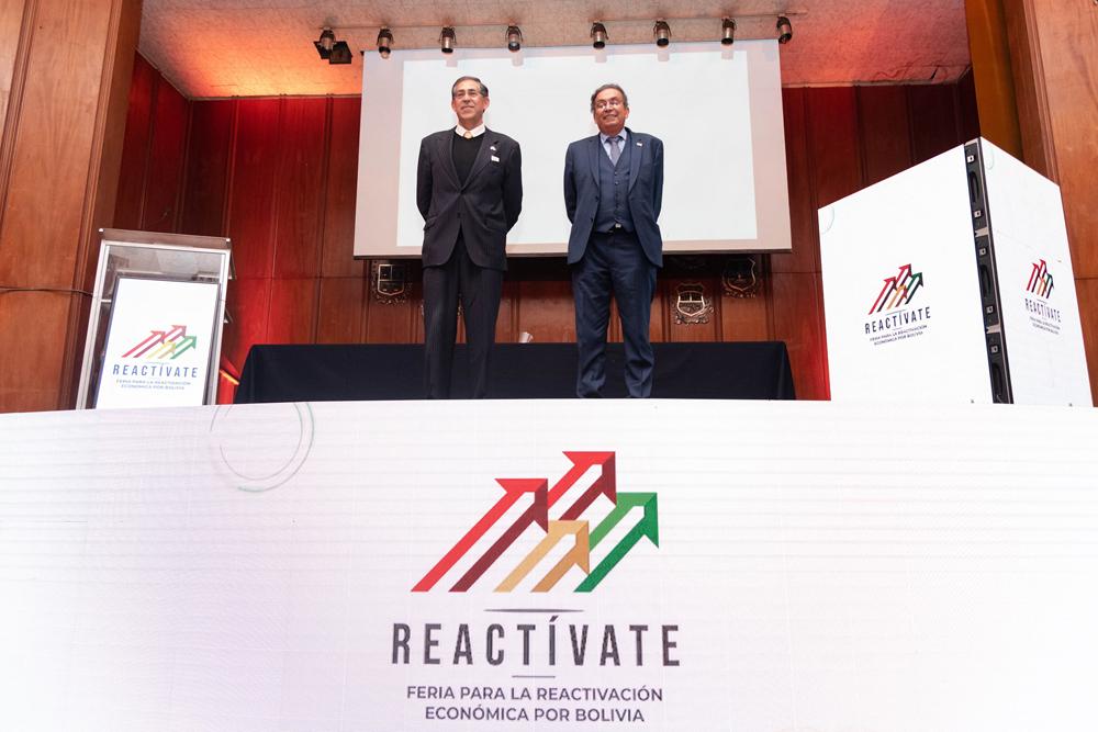 REACTIVATE reune a 946 empresas para reactivar la economia