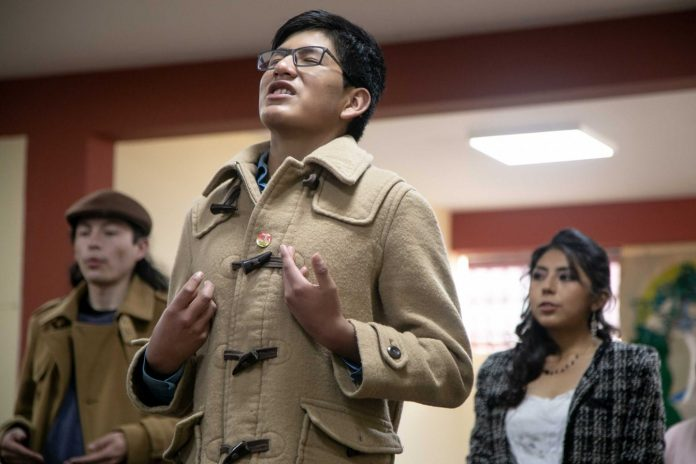 Secretaria de Culturas brindo formacion cinematografica al elenco de Otro dia mas