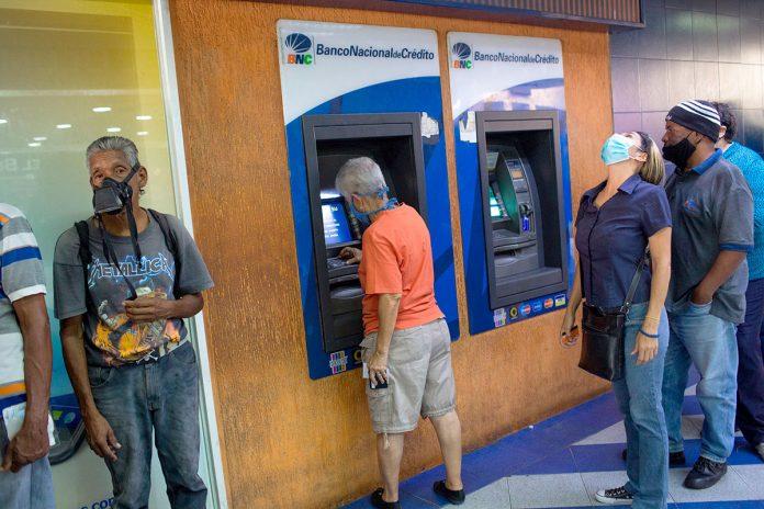 cajeros automáticos Venezuela