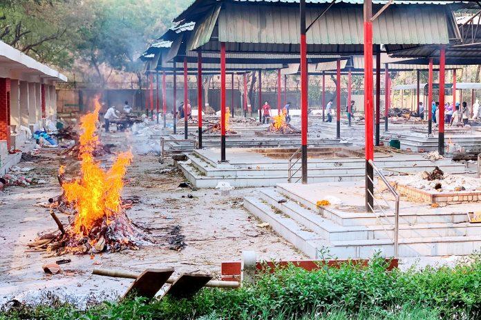 crematorio India