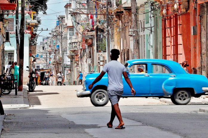 detenidos Cuba