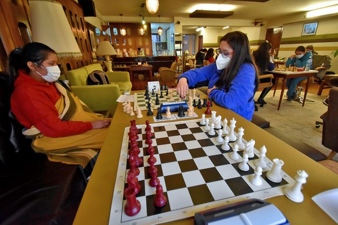 nacional clasificatorio de ajedrez