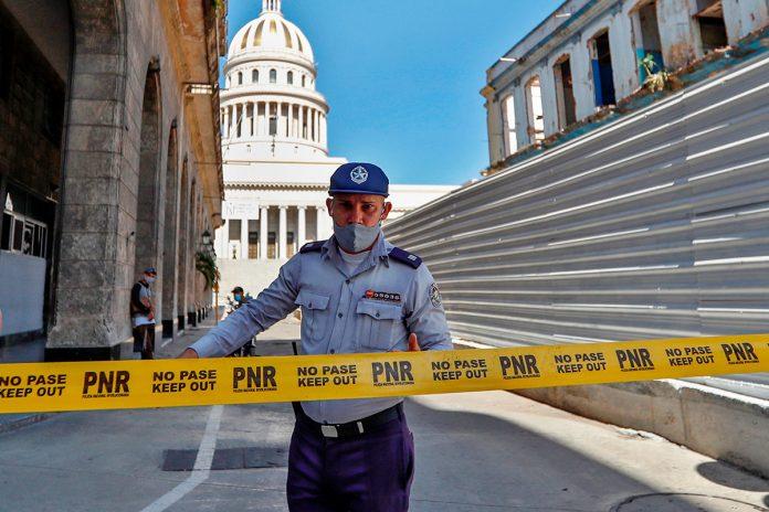 protestas antigubernamentales Cuba