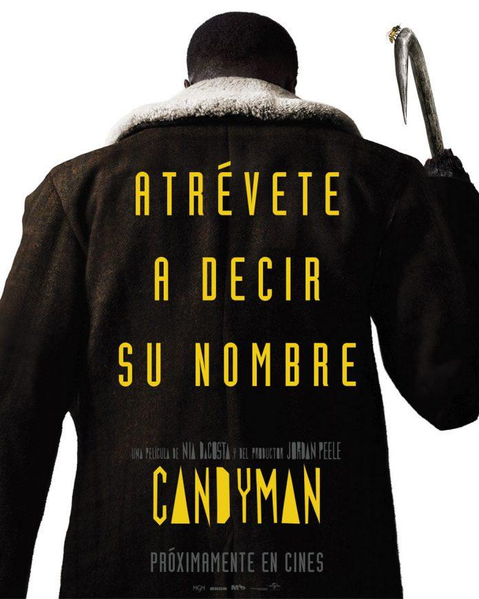Candyman promete ser una de las peliculas mas terrorificas del ano