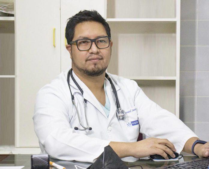 Dr. Daniel Saavedra