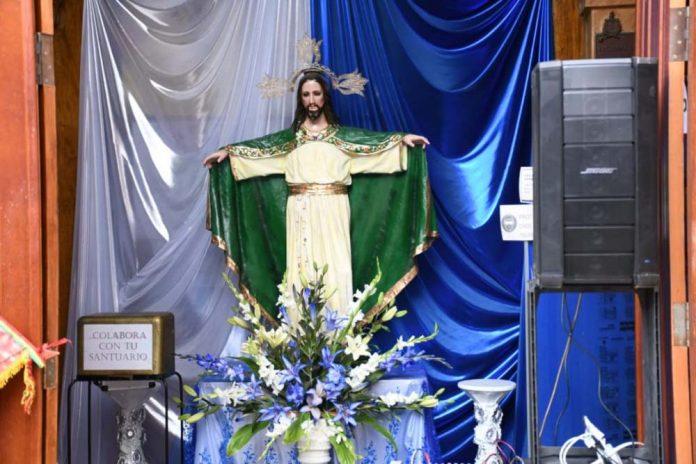 El monumento a Jesus del Gran Poder tendra teatros y museos